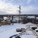 Открытая складская площадка